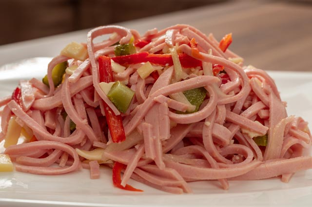 Салат «Мария» Рецепты салатов