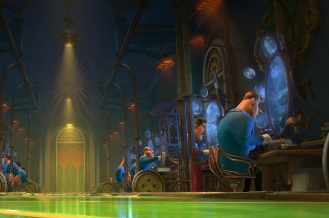 Сотрудники магического агентства из нового мультфильма воронежской студии Wizart Animation.