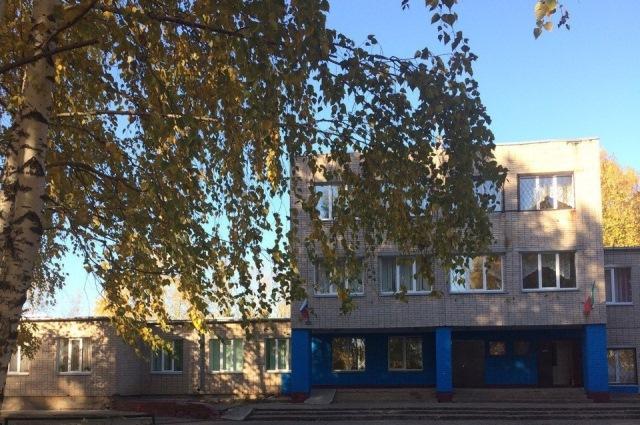 Школа совхоза Татарстан