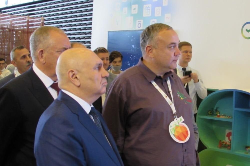 Первый замминистра сельского хозяйства России Джамбулат Хатуов прислушался к предложениям Айдына Ширинова.