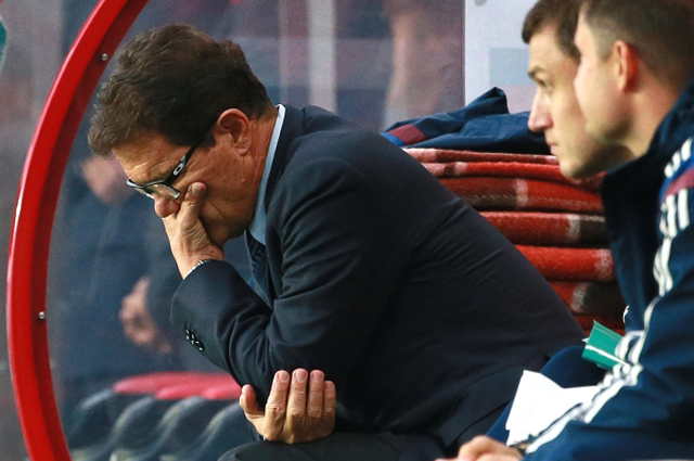 Фабио Капелло считает, статус явных фаворитов не должен помешать игрокам сборной России с полной серьёзностью отнестись к сопернику