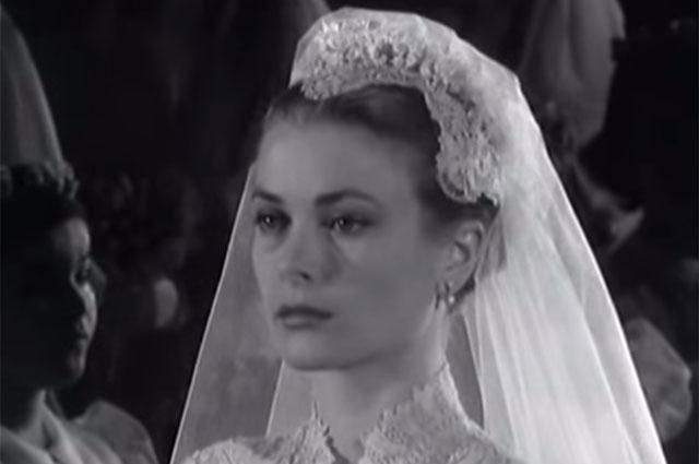 Свадьба Грейс Келли и князя Монако