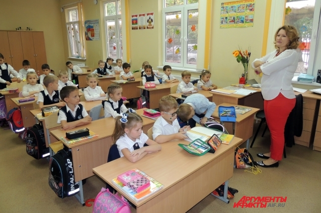 Светлана Чернявская признаётся, что обойти все классы бывает сложно.