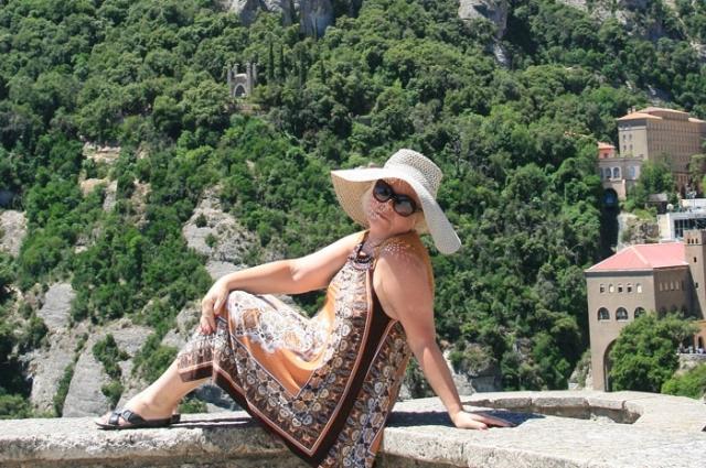 Потеряв родных людей, Светлана решила посвятить свою жизнь путешествиям по миру