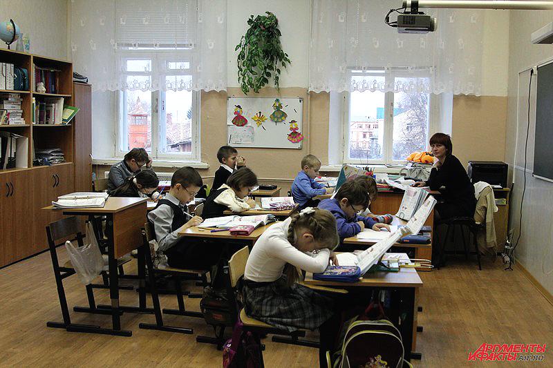 На данный момент в школе-интернате обучаются 144 ученика