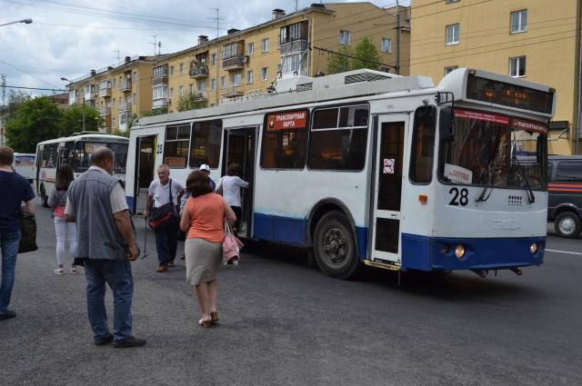 В городе могут появиться забытые маршруты троллейбуса.