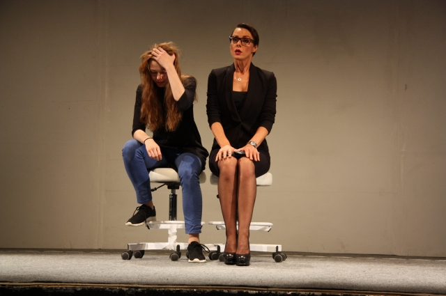 Спектакли в Ижевске и Омске по одноимённой пьесе отличаются.
