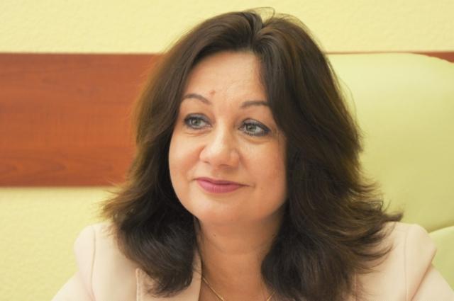 Новая глава правления «Генбанка» Елена Блинова.