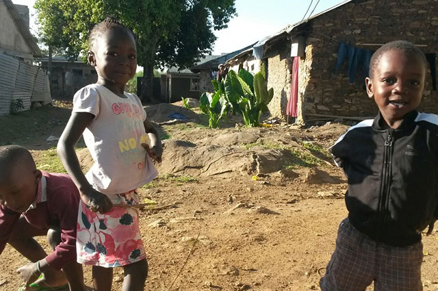 «Эти дети — будущее Кении», - говорит Джигун.