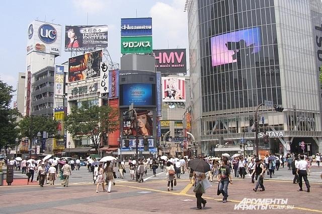 В Японии очень чисто и всё работает, как часы.