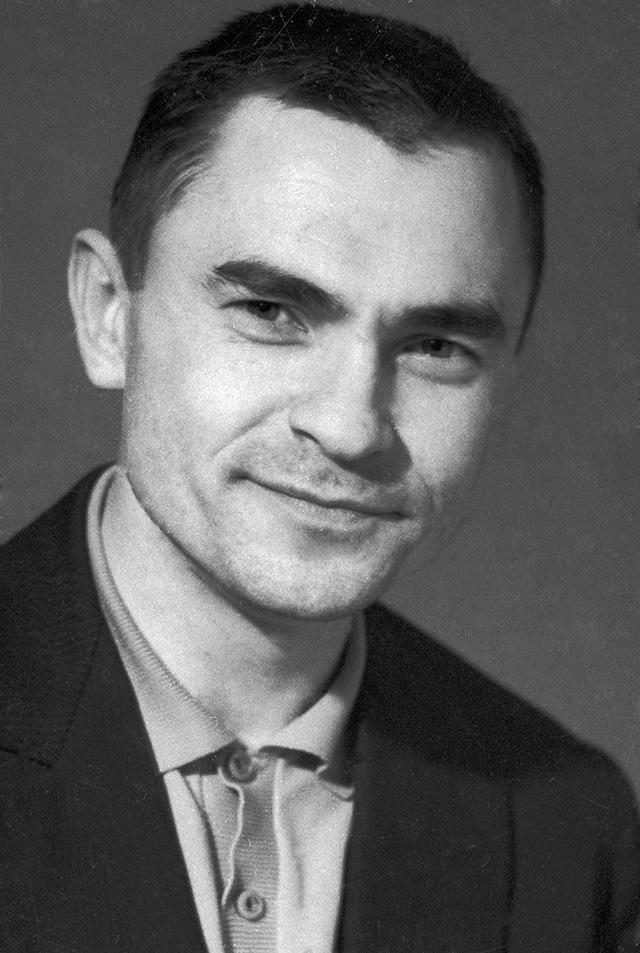 Виктор Якушев, 1965 г.