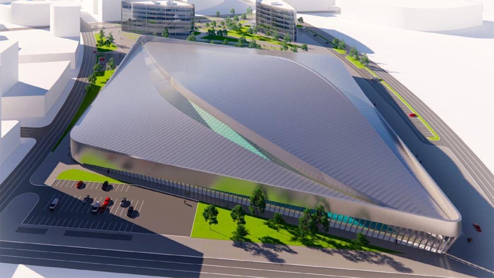 Бассейн для сёрфинг-парка будет размером в 5 футбольных полей, и в нём создадут двухметровые волны.