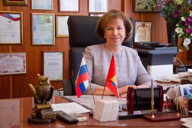 Скаковская Людмила Николаевна