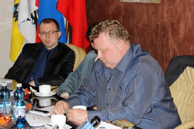 Изборский клуб в Брянске.