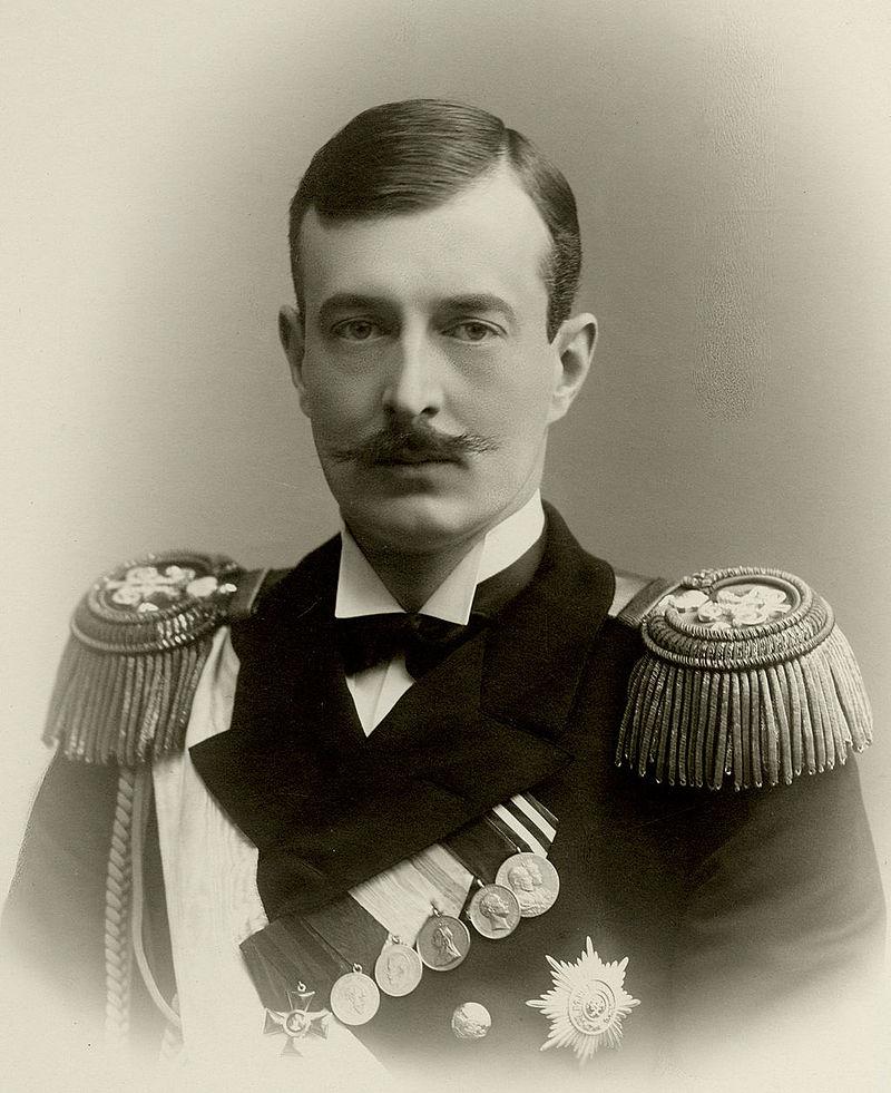 Кирилл Владимирович в 1905—1910 годах.