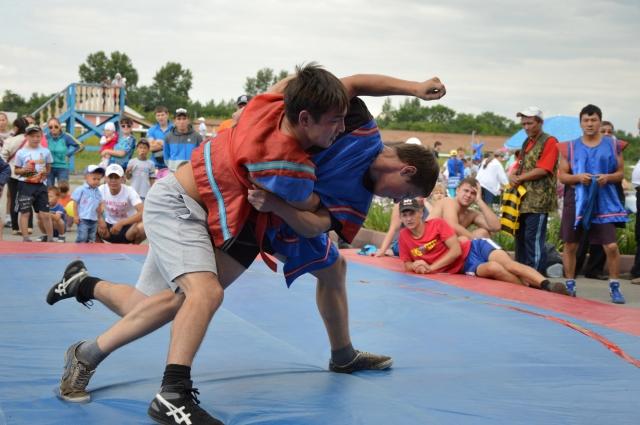 Крупные соревнования в маленьком поселке - большая редкость и честь для беловчан.