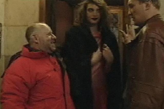 Образ Борюсика сделал Фурмана знаменитым.