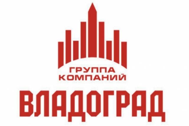 Логотип группы компаний «Владоград»