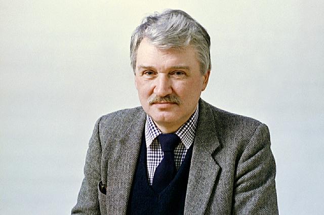 Игорь Масленников.