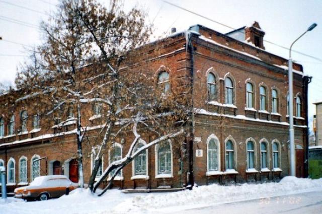 Так выглядел дом Кочкина