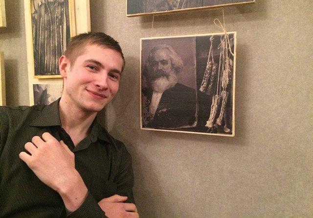 Булат Ханов.