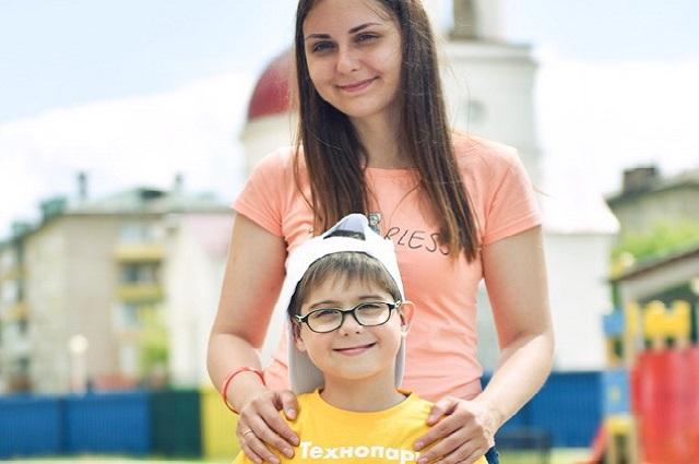 Марина и Андрей Алескеровы.