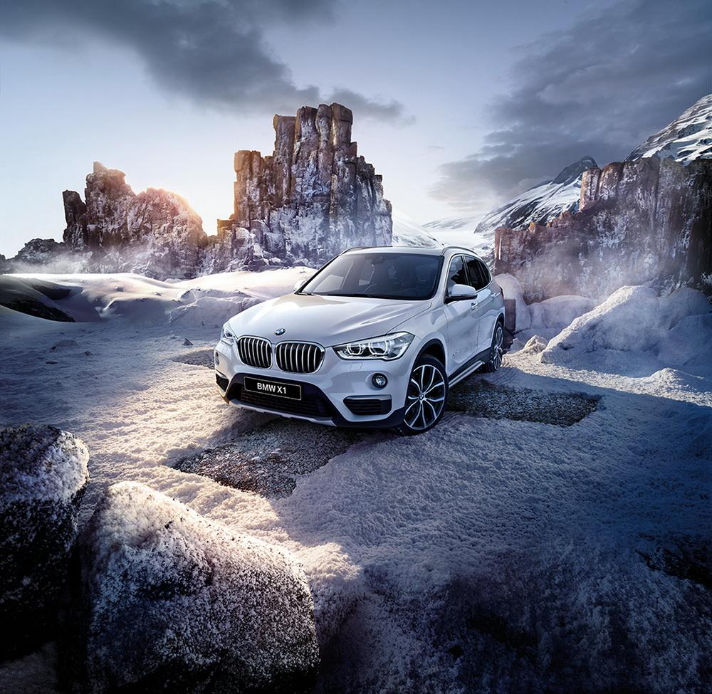 Дни продаж BMW X1