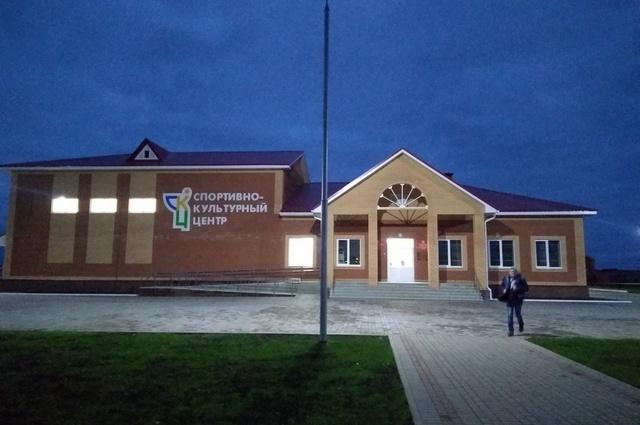 Новый объект в Илишевском районе Башкирии
