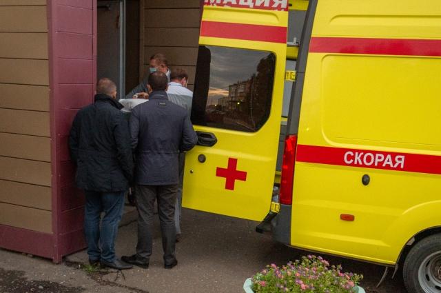 Навального готовят к транспортировке в Германию.