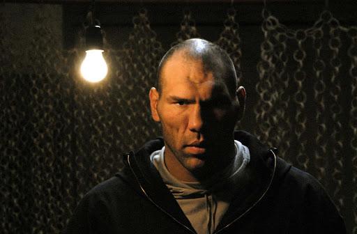 Nikolay Valuev in the film