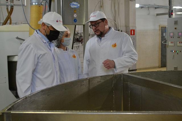 Владимирский хлебокомбинат продолжает развиваться, выступая надёжной опорой для экономического благополучия нашего региона.