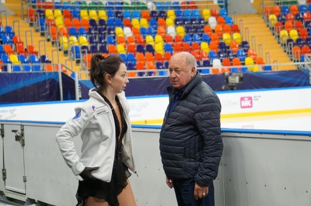 Елизавета Туктамышева возвращается в национальную команду.