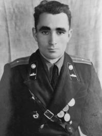 Ветеран Фёдор Денисов