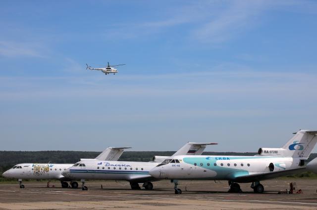 Скоро к этим самолётам прибавятся новые вертолёты.