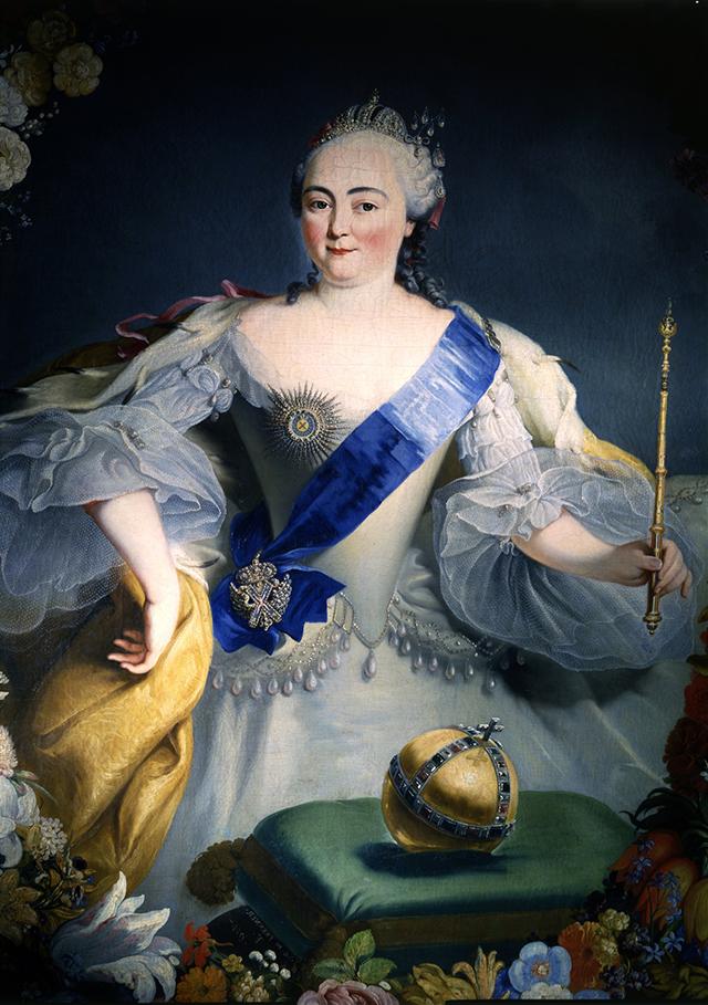 фото царицы россии петра первого фото просто