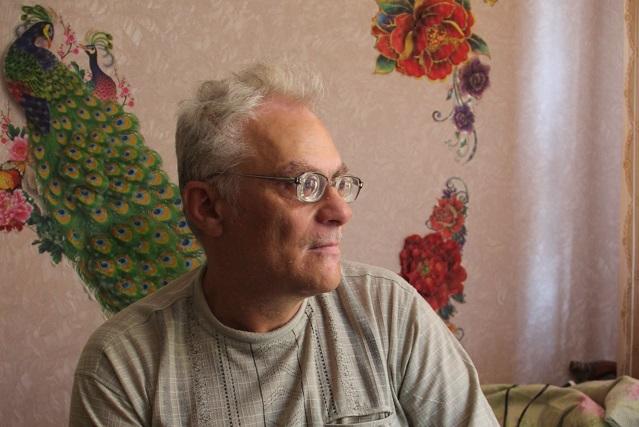 пензенский художник Виктор Семенников
