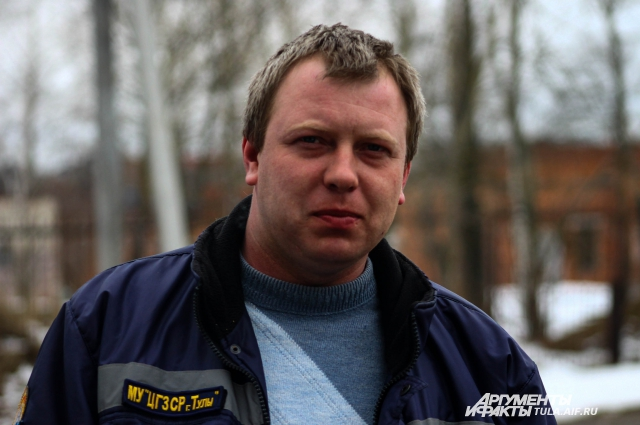 Сергей Антонов.