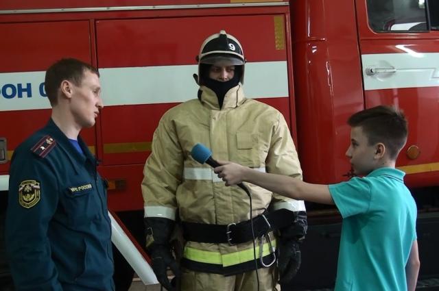 Эмиль Замулдинов уверенно идет к своей мечте - стать журналистом