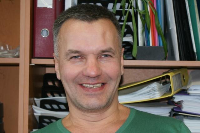 Андрей Витков.