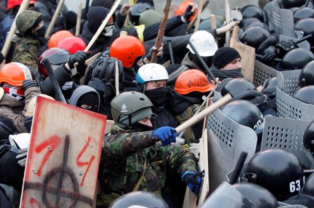19 января боевики оппозиции атаковали сотрудников правоохранительных органов