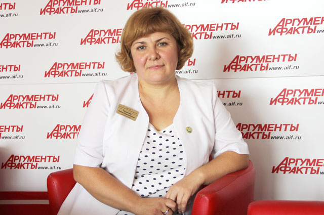 Елена Ташлыкова