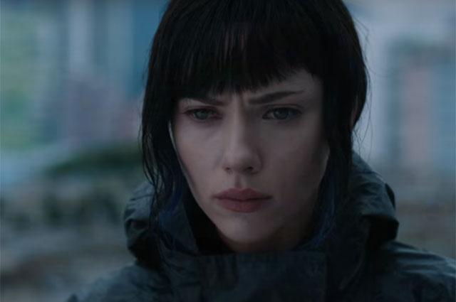 Кадр из фильма «Призрак в доспехах».