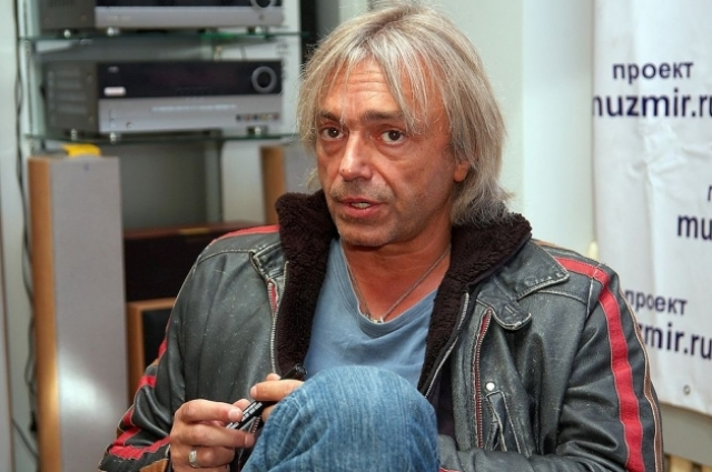 Лидер группы «Алиса» Константин Кинчев.