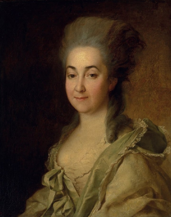 Агафоклея Александровна быстро прославилась своим железным характером.