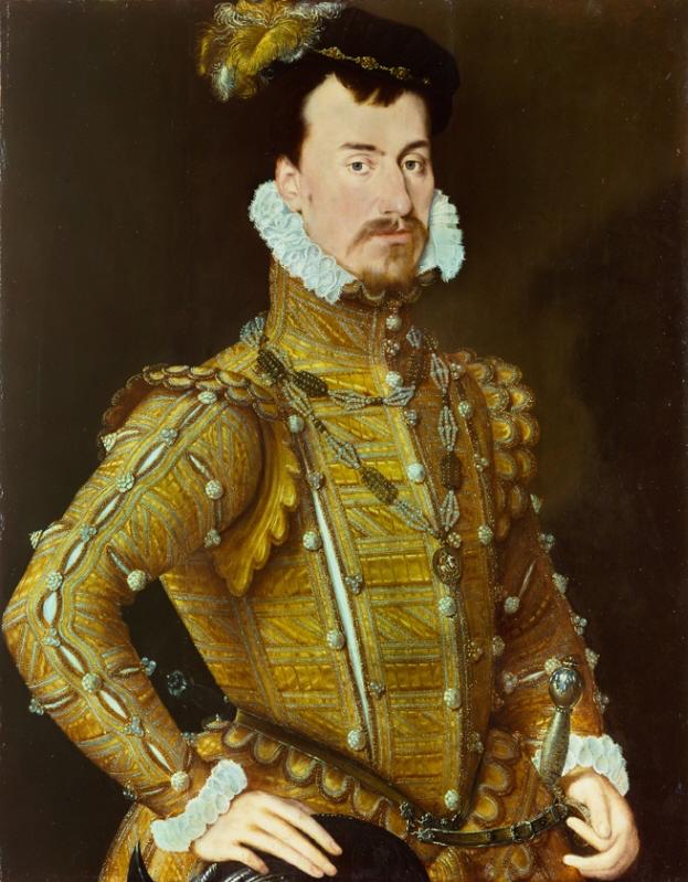 Роберт Дадли, граф Лестер.