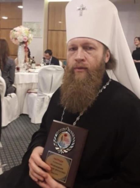 Митрополит Тверской и Кашинский Савва.