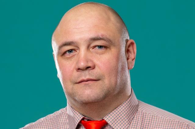 Специалист по ипотеке и сделкам с недвижимостью Михаил Алексеевич Палецкий.