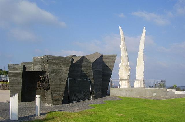 Монумент победы Красной армии над нацистской Германией