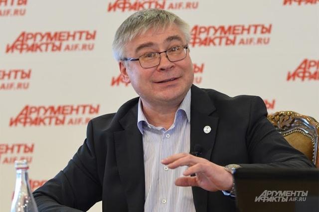 Александр Стоцкий, генеральный директор экспертного центра «Проектный офис развития Арктики» (ПОРА)