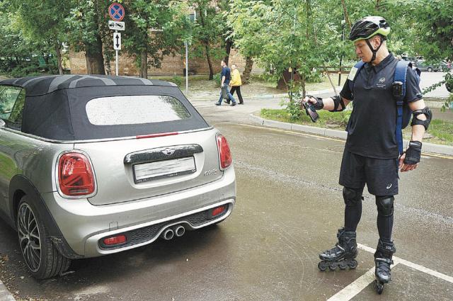 Ролики – самый манёвренный вид транспорта, который не нуждается ни в парковке, ни в топливе.